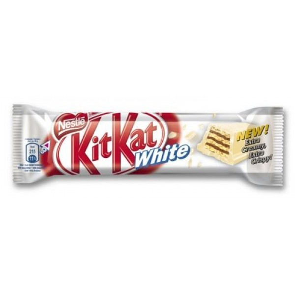 Kit Kat white 40гр.