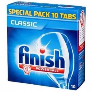 Таблетки за съдомиялна Finish classic 10бр.