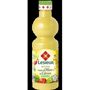 """Салатен сос с лимон и зехтин """"Lesieur"""" 500мл."""