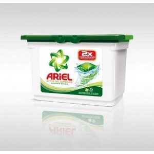 Капсули за пране Ariel  All in 1 pods18 бр. за бяло