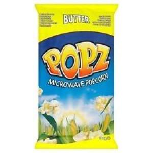 Пуканки с масло за микровълнова POPZ 100гр.