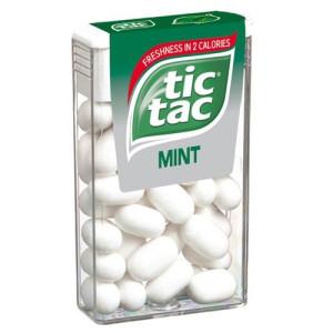 Tic-Tac mint