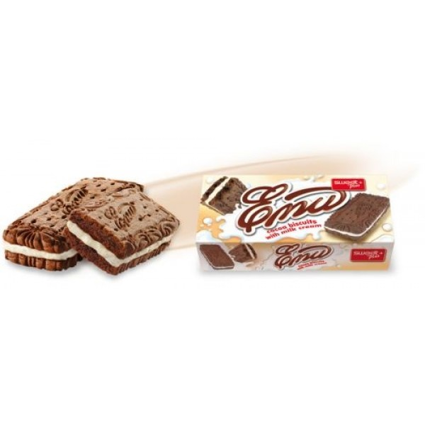 """Бисквити """"Еми"""" млечен крем 200гр."""