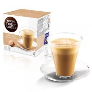 Nescafe Dolce Gusto -Cortado Espresso Macchiato 16капсули