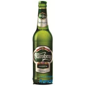 Бира Starobrno 500мл.