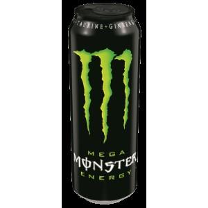 Енергийна напитка Monster Energy mega 553мл.