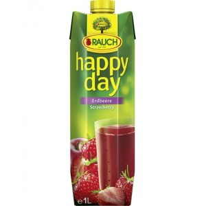 Напитка от ягоди Rauch - Happy Day 1л.