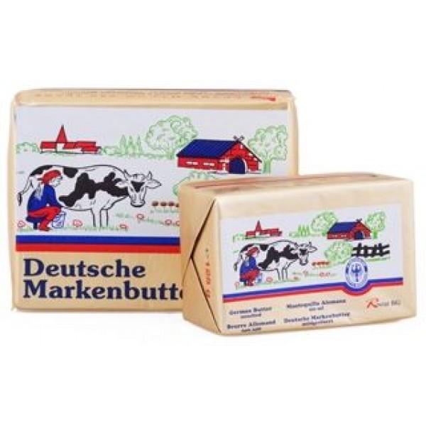 Краве масло немско Deutsche Markenbutter 250гр.
