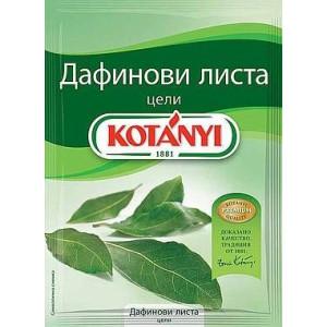 Дафинови листа цели Kotanyi 4гр.