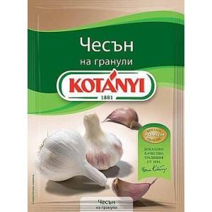 Чесън на гранули Kotanyi 28гр.