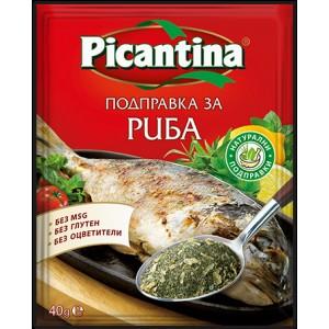 Подправка за риба Picantina 40гр.