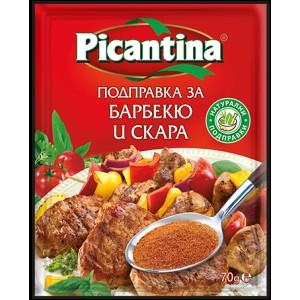 Подправка за барбекю и скара Picantina 70гр.