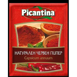 Червен пипер Picantina 50гр.