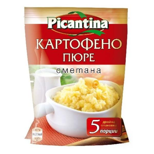 Картофено пюре сметана Picantina 135гр.