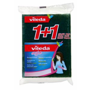 Домакинска гъба  Vileda style 1+1бр.