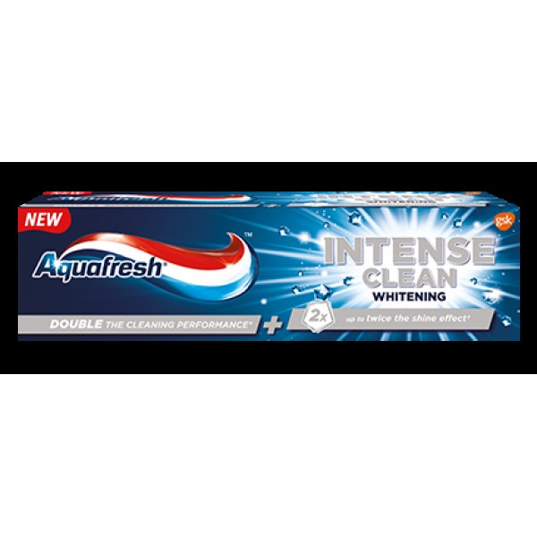 Паста за зъби Aquafresh Intense Clean Whitening 75мл.