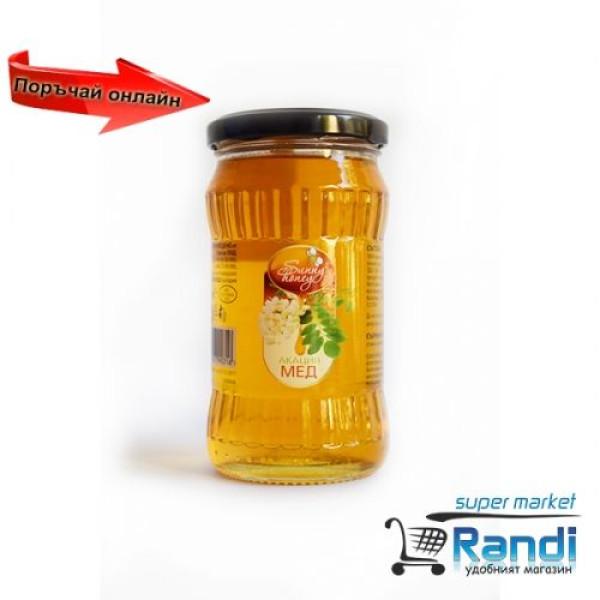 Пчелен мед акация Sunny Honey 400гр.
