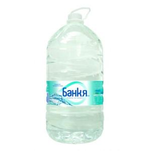 Минерална вода Банкя 10л.