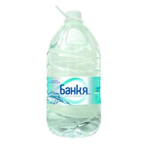 Минерална вода Банкя 6л.