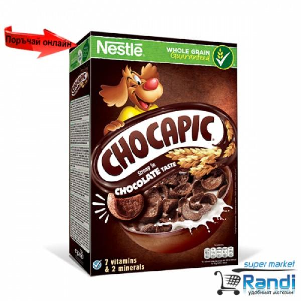 Зърнена закуска Nestle Chocapic 375гр.