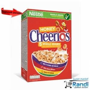 Зърнена закуска Nestle Cheerios 375гр.
