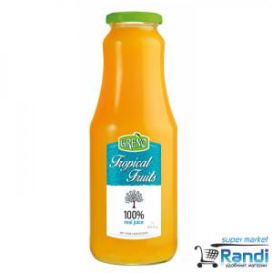 Сок Тропически плодове 100% Greno 1л.