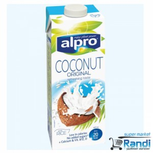Кокосова напитка Alpro 1л.