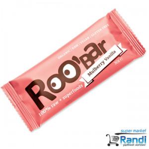 ROO'BAR с черница и ванилия - Mulberry Vanilla 30гр.