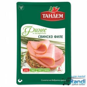 Свинско филе Тандем 110гр. 6бр. слайс
