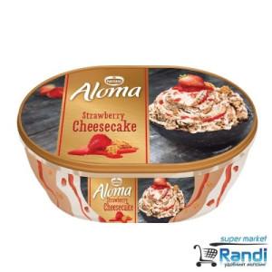 Сладолед Aloma ягодов чийзкейк Nestle 515гр.