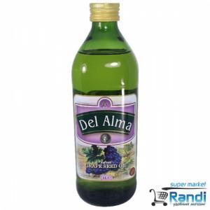 Рафинирано масло от гроздови семена 1л.