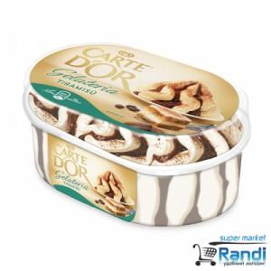 Сладолед Carte d'or тирамису 900мл.