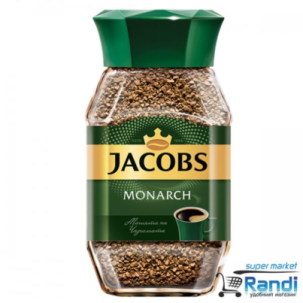 Кафе разтворимо Jacobs Monarch 200гр.
