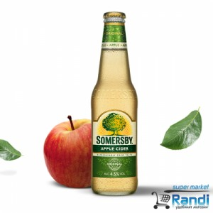 Somersby Apple - ябълков сайдер 330мл.