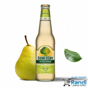 Somersby Pear - круша сайдер 330мл.