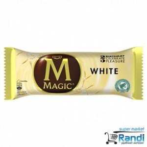 Сладолед Magic бял 86гр.