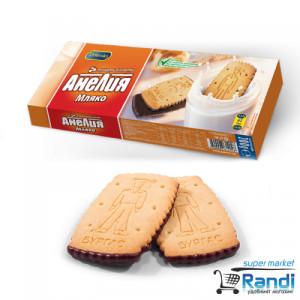 Бисквити Анелия с мляко 200гр.