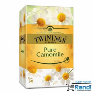 Чай Twinings Pure Camomile 20бр.*1гр