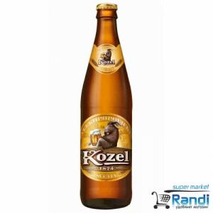 Чешка бира Kozel 500мл.