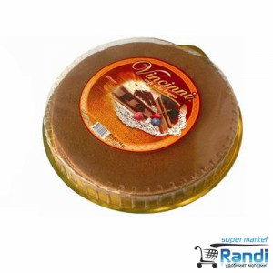 Блат за торта Vincinni  какао 3бр. 400гр.