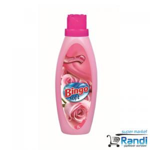 Омекотител Bingo Soft Spring Freshness 1л. розов