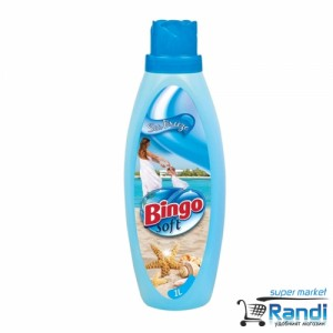 Омекотител Bingo Soft Sea Breeze 1л. светло син