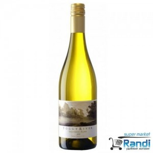 Бяло вино Foggy River Sauvignon Blanc New Zealand 750мл.