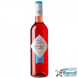 Розе сухо Stony Cape Syrah Rose 750мл. 2017г.