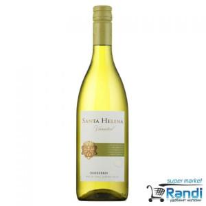 Бяло вино Santa Helena chardonnay 750мл.