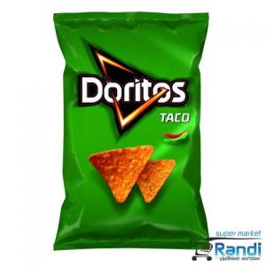 Царевичен чипс Doritos Taco 100гр.