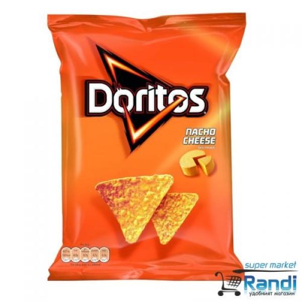 Царевичен чипс Doritos Nacho 100гр.