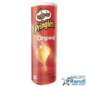 Чипс Pringles сол 165гр.