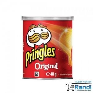 Чипс Pringles сол 40гр.