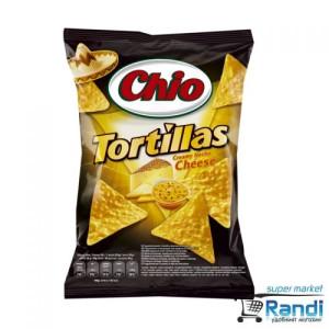 Чио Чипс Tortlla nacho cheese 125гр.